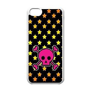 iPhone 5c Cell Phone Case White Polka-Dot-Design Generic Phone Case Sports XPDSUNTR27473