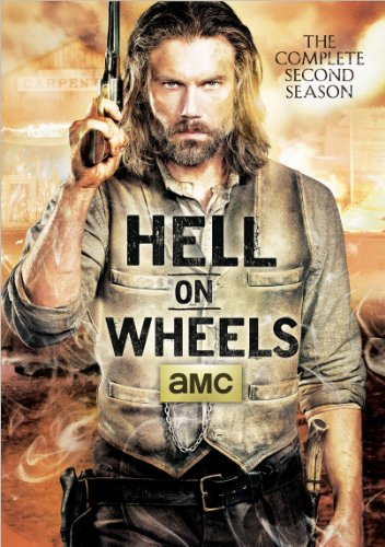 Hell on Wheels: The Complete Second Season (AC-3, 3PC)