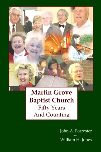 Martin Grove Baptist Church: Fifty Years And Counting PDF