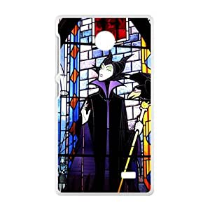 The Witch Design Fashion High Quality Comstom Plastic case cover For Nokia Lumia X