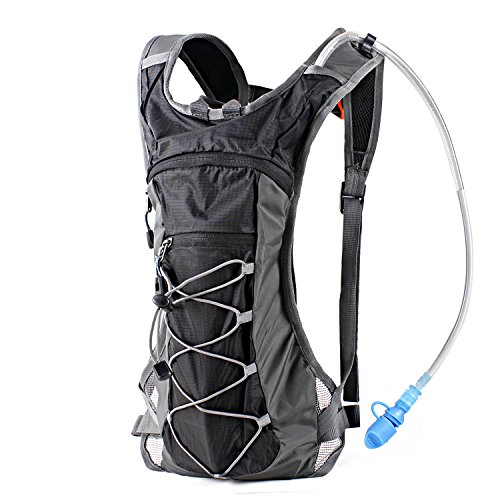 Hydration Backpack Bladder Running Climbing
