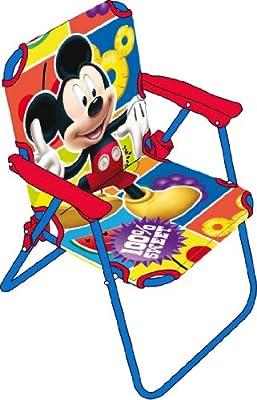 Silla plegable dise/ño Mickey Mouse Arditex WD7866
