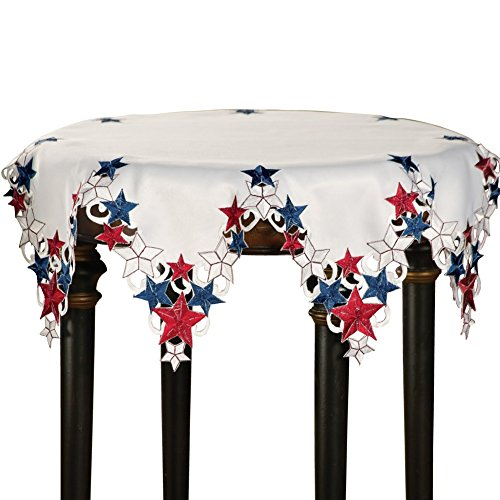 Americana Patriotic Machine Washable Polyester