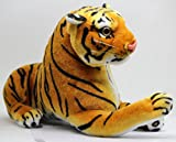 Viola Tiger Stuffed Compact Toy