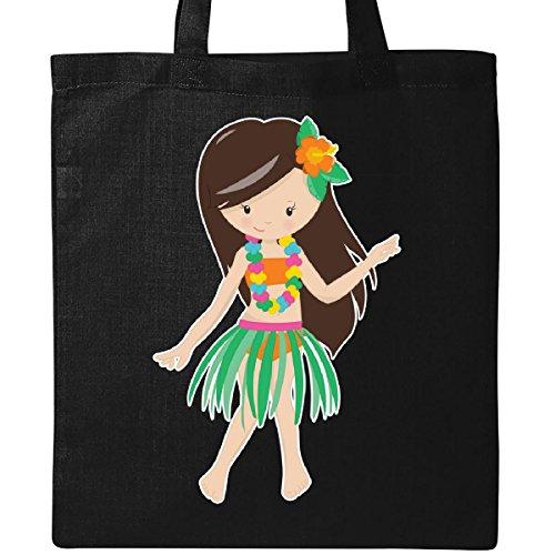 Inktastic - Hula Girl Tote Bag Black 266ee -