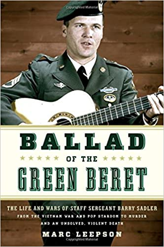dd945d8ca76b4 Amazon.com  Ballad of the Green Beret  The Life and Wars of Staff ...