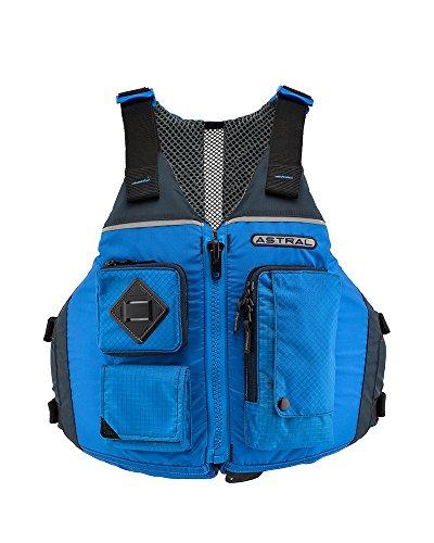 Astral Ronny Kayak Men's Life Vest PFD - Deep Water Blue - M/L