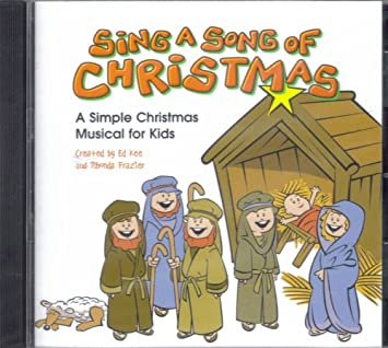 Ed Kee, Rhonda Frazier - SING A SONG OF CHRISTMAS (A SIMPLE ...