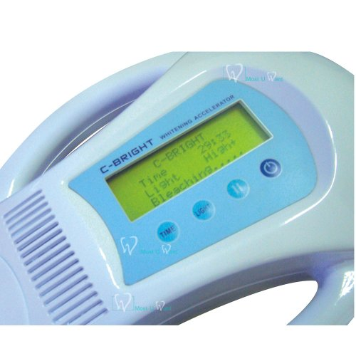 COXO® C-BRIGHT-I Dental Handheld LED Teeth Whitening Bleaching Light Accelerator Lamp 6000mw/cm2 6pcs LED by COXO (Image #6)