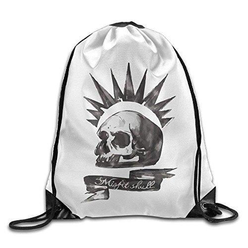 Is Unisex Skull Shoulder Drawstring Bag Chloe Caps Sports Misfit big Life Price Strange qtWH5g
