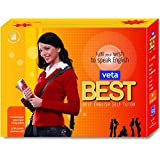 veta BEST - Best English Self Tutor / Home Study Kit (Contains 7 Books, 2 Audio CDs & 2 Video CDs)