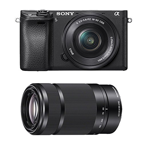 Sony Mirrorless Digital 16 50mm 55 210mm product image