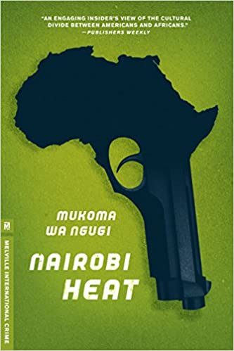 Amazon com: Nairobi Heat (Melville International Crime