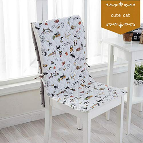 18k Invisible Collection - Back Cushion Printed Storage Bag Non-Slip Pad Can Be Fixed On Chair