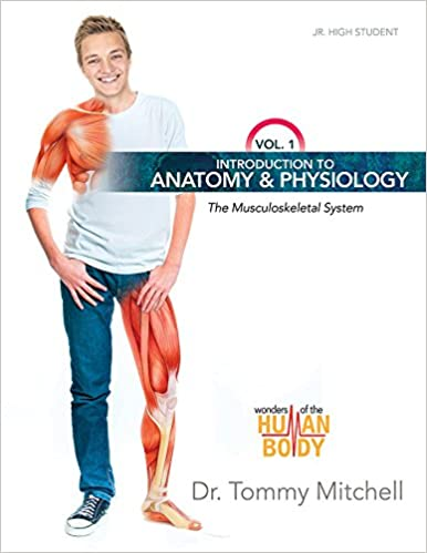 Amazon Introduction To Anatomy Physiology Vol 1 The