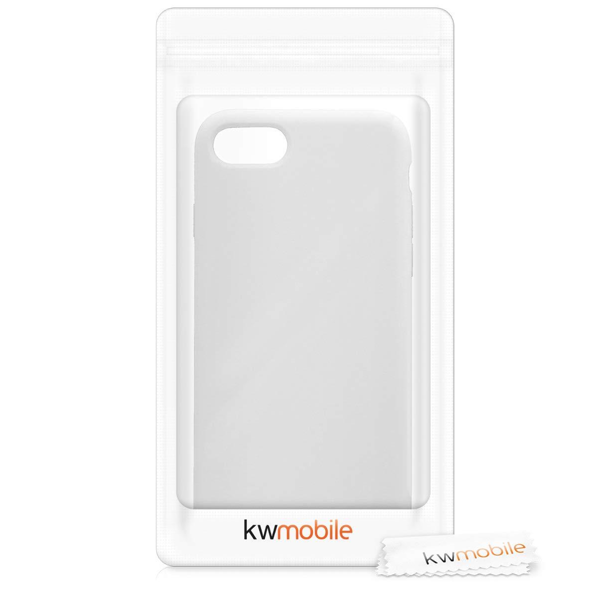 Housse de t/él/éphone en Silicone Or ros/é Mat Coque pour Apple iPhone 7//8 kwmobile Coque Apple iPhone 7//8