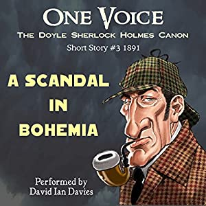 A Scandal in Bohemia Audiobook