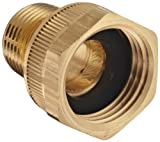 #6: Dixon BMA974 Brass Fitting, Adapter, 3/4