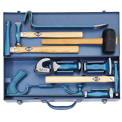 0025100 bumping Tool Set 10Piece by Picard