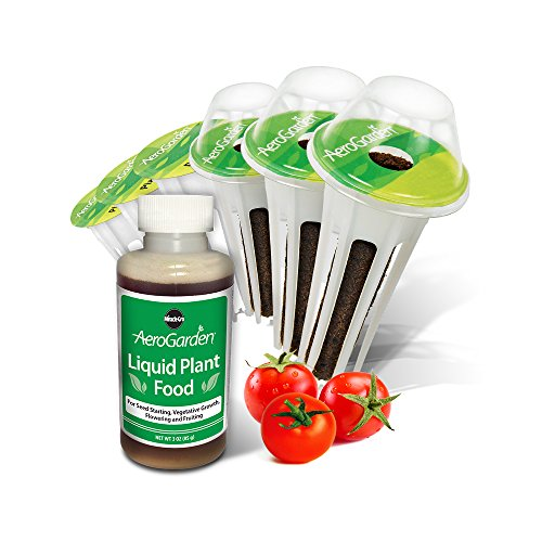 Miracle-Gro AeroGarden Red Heirloom Cherry Tomato Seed Pod Kit - Pod Red