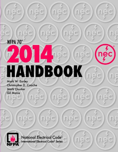 NFPA 70®, National Electrical Code® (NEC®) Handbook, 2014 Edition (National Electrical Code Handbook) Pdf