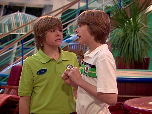 The Spy Who Shoved Me (Suite Life Of Zack And Cody Full Episodes)