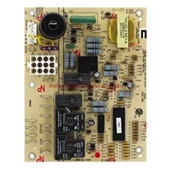 goodman circuit board replacement. oem upgraded replacement for goodman furnace control circuit board b1809923s r