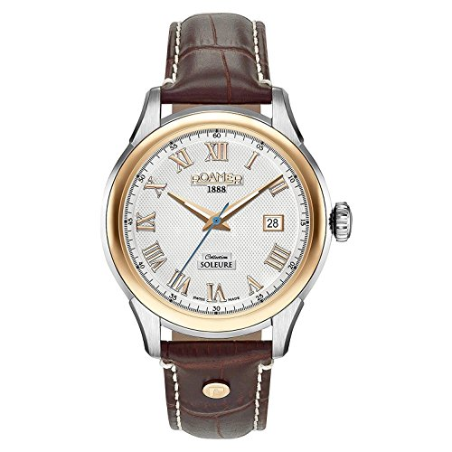 Roamer SOLEURE AUTOMATIC 545660 49 12 05 Automatic Mens Watch Swiss Made