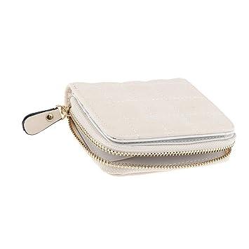 Amazon.com: Monedero de piel para hombre con cartera de ...
