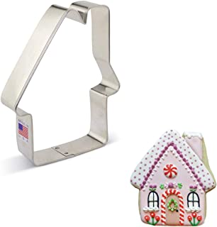 """product image for Ann Clark Cookie Cutters Gingerbread House Cookie Cutter, 4.5"""""""