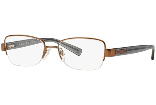 db4487160d Michael Kors MITZI IV MK7008 Eyeglass Frames 1081-51 - Sable at ...