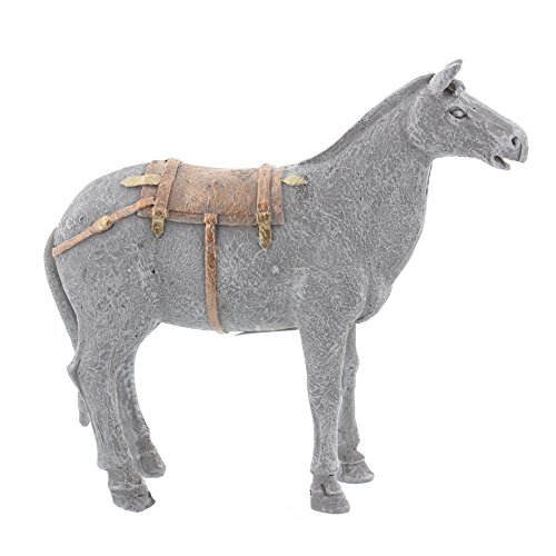 The Juliana Collection Collectible Figure/Figurine ~ Terracotta Army (Horse) ~ 12cm