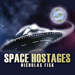 The Space Hostages Audiobook