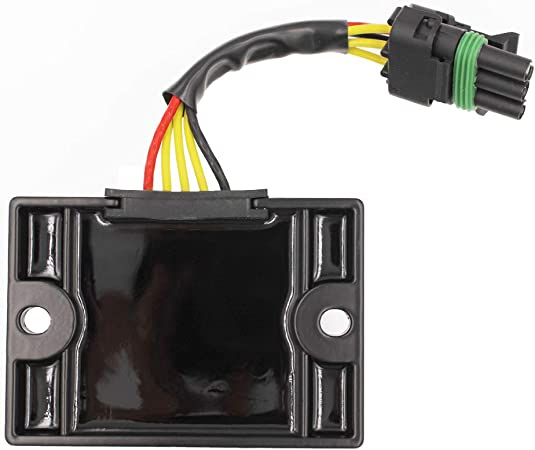 HZYCKJ Regulator Rectifier Compatible for SeaDoo GTX RFI 782cc GTX DI 951 951cc OEM # 278001554