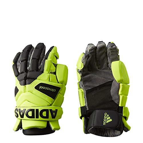 adidas Performance EQT Berserker G Lacrosse Goalie Gloves, Navy, 13'