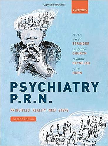 Psychiatry P.R.N, 2nd Edition - Original PDF
