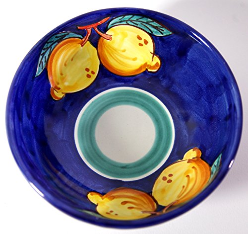 Vietri Ceramic Bowls - Vietri Ceramic handmade Italy, Soup bowl, cereal bowl