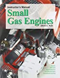 img - for Instructor's Manaul: Small Gas Engines book / textbook / text book
