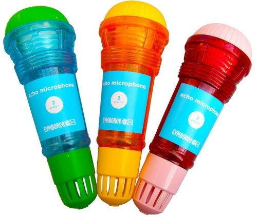 Price comparison product image Gymboree Echo Microphone - Color RED