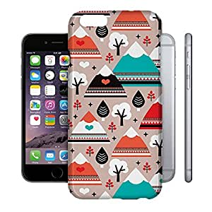 Phone Case For Apple iPhone 6 - South Western Mountain Ranges Protective Designer