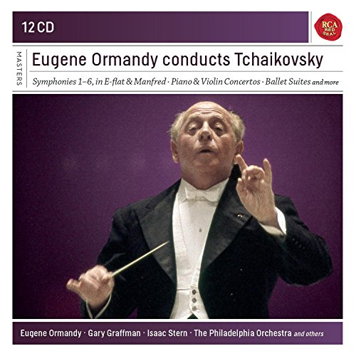 tchaikovsky symphonies ormandy - 1