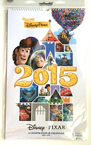 walt disney world 2015 calendar - 2