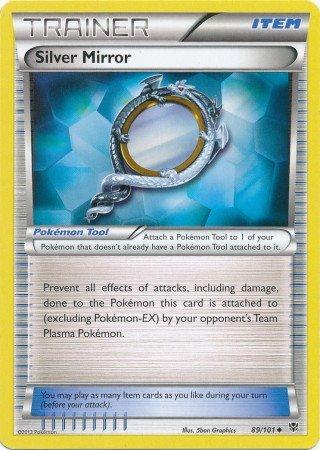 Pokemon - Silver Mirror (89) - Plasma Blast