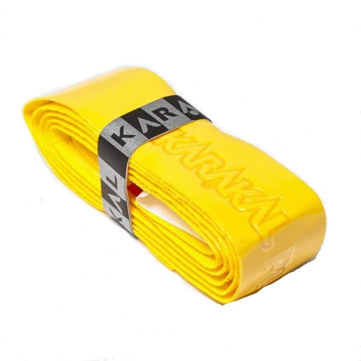 Karakal PU Super Grip Box 24 Replacement Grip-Yellow