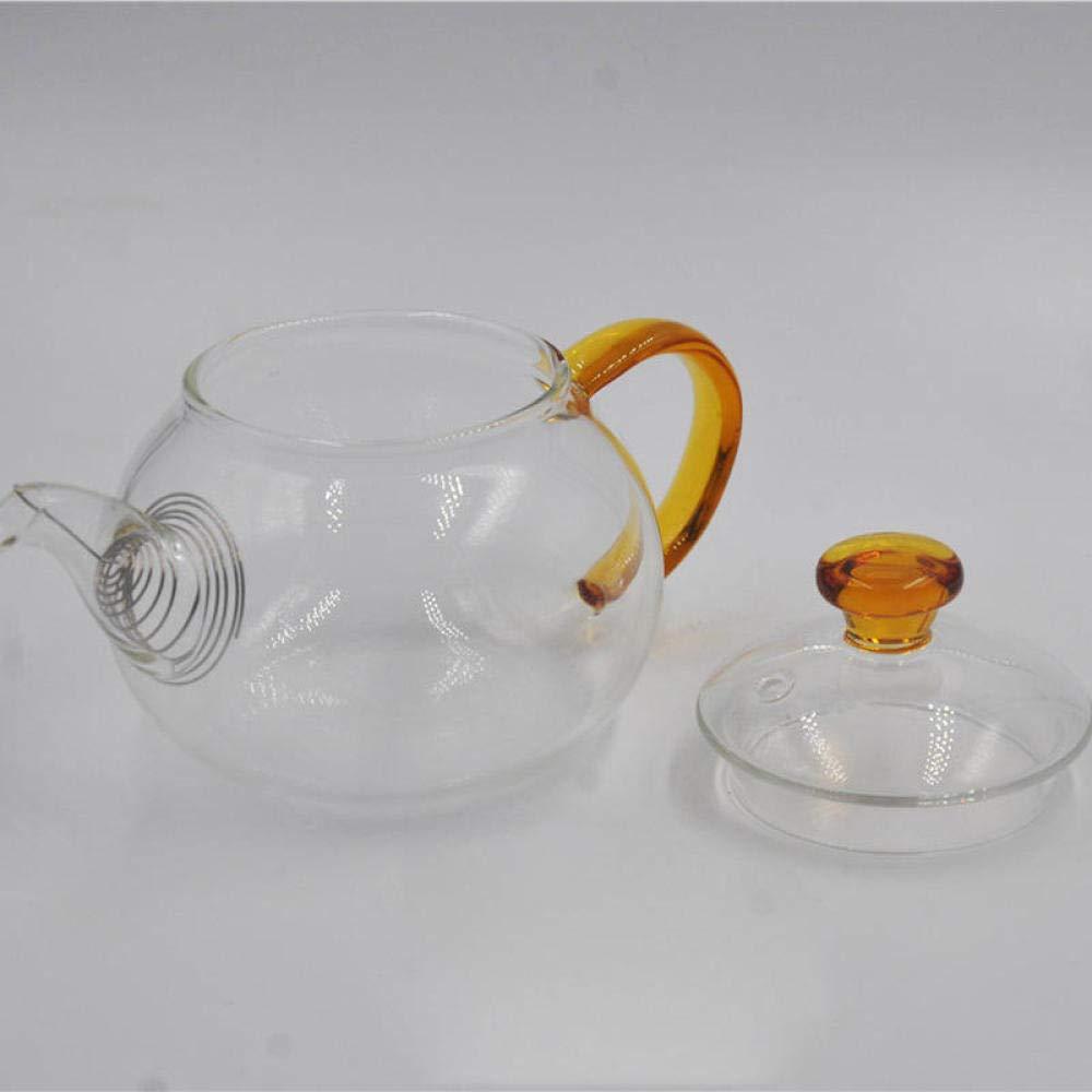 POTOLL Teiera con Filtro Teiera del Filtro del creatore di tè del bollitore di Vetro del setaccio del tè Prezzi