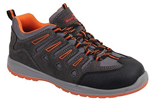 Blackrock SF6503Delaware Suede calzature da unisex adulto, 3UK/36EU, grigio
