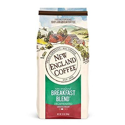 New England Coffee Blueberry Cobbler, Medium Roast Ground Coffee by New England Coffee
