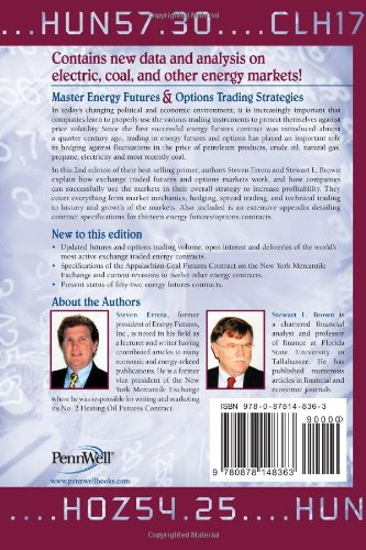 Fundamentals of Trading Energy Futures & Options by Brand: Pennwell Pub