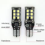 921 912 T15 W16W LED Bulb Reverse 15-2835 SMD