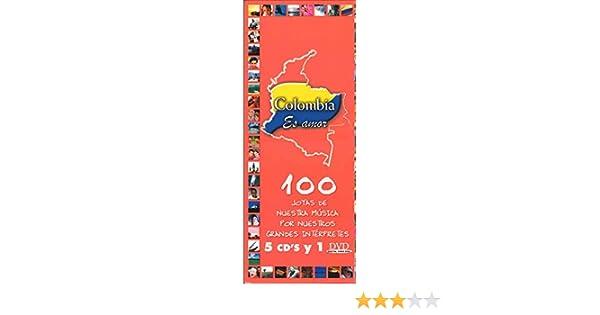 Various Artists - Colombia Es Amor: 100 Joyas De Nuestra - Amazon.com Music